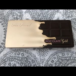Too Faced Makeup - Too faced Chocolate Gold palette